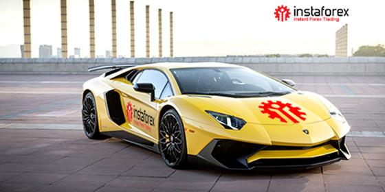 Lamborghini InstaForex